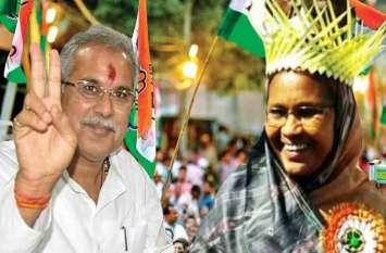 दंतेवाड़ा उपचुनाव रिजल्ट: कांग्रेस की देवती कर्मा ने भाजपा की ओजस्वी मंडावी को 11 हजार मतों से हराया