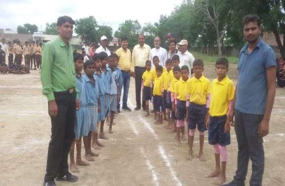 प्रयागराज कालन्द्री : कबड्डी छात्र में पिण्डवाड़ा व छात्रा में आबूरोड ब्लॉक को खिताब