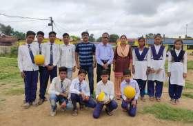 गांव के आठ खिलाड़ी स्टेट लेबल पर करेंगे प्रदर्शन