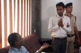 जबलपुर में गिरफ्तार नकली आईएएस का दंग करने वाला खुलासा, देखें वीडियो