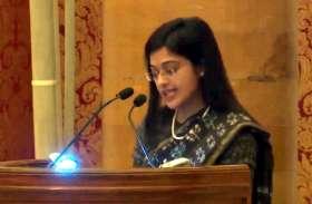 सतना की IAS बेटी ने दिल्ली में बढ़ाया MP का मान, राष्ट्रपति के सामने अनुभव किए साझा, वीडियो वायरल