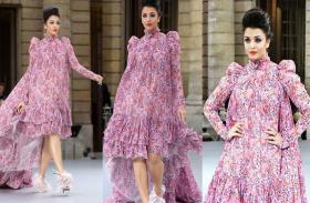 Paris Fashion week 2019: ऐश्वर्या ने अपने लुक से मचाया हंगामा, ब्यूटी देख दीवाने हुए लोग