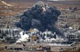 अमरीका-इराक की सेना ने किया IS के ठिकानों पर एयरस्ट्राइक, चार ठिकाने किए तबाह, आठ आतंकी ढेर