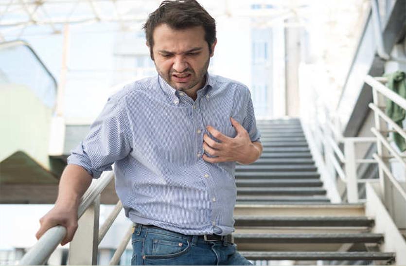 world heart day: सीढ़ियां चढ़ते हुए सांस फूले तो हो सकता है हृदयाघात, जानें इसके बारे में