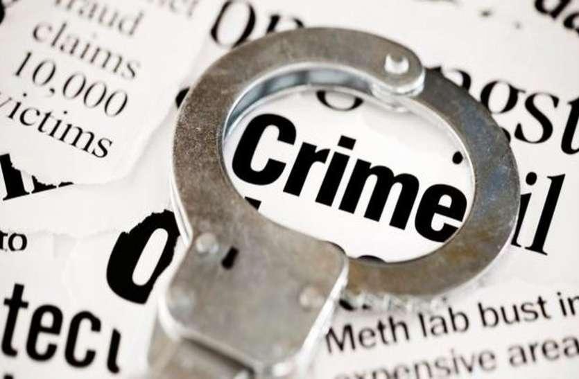 नकबजनी और लूट गिरोह का पर्दाफाश' दो आरोपी  गिरफ्तार