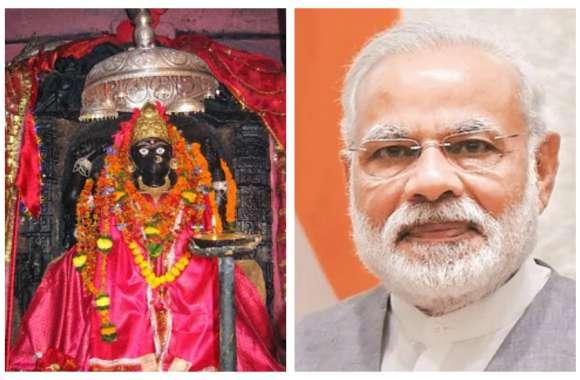 छत्तीसगढ़ के दंतेश्वरी मंदिर में प्रधानमंत्री और रक्षामंत्री ने जलाया है अखंड ज्योति, ये है वजह