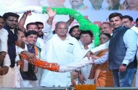 छत्तीसगढ़: मुख्यमंत्री भूपेश बघेल का आरक्षण पर एक और सियासी स्ट्रोक, बढ़ सकता है आरक्षण का प्रतिशत