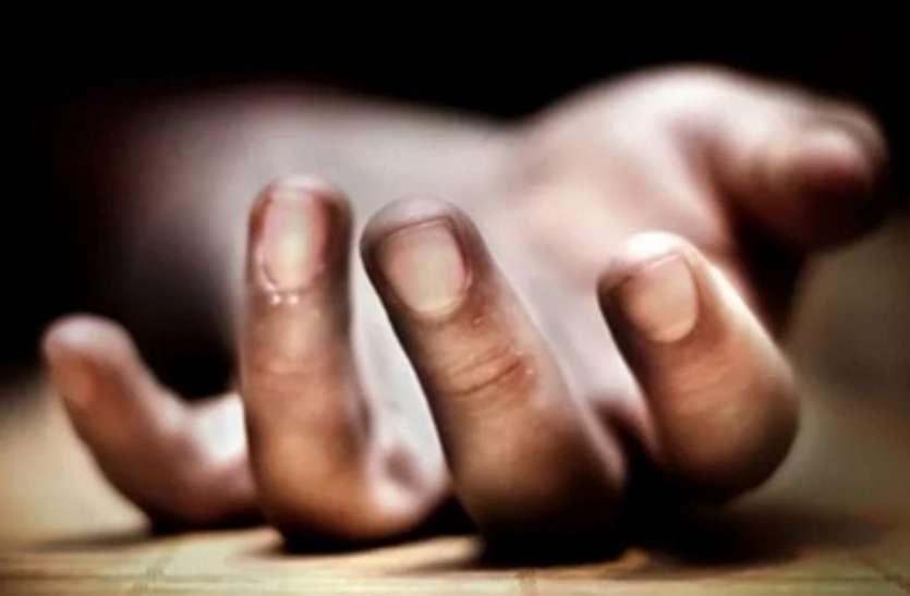 कॉलेज छात्र ने की आत्महत्या