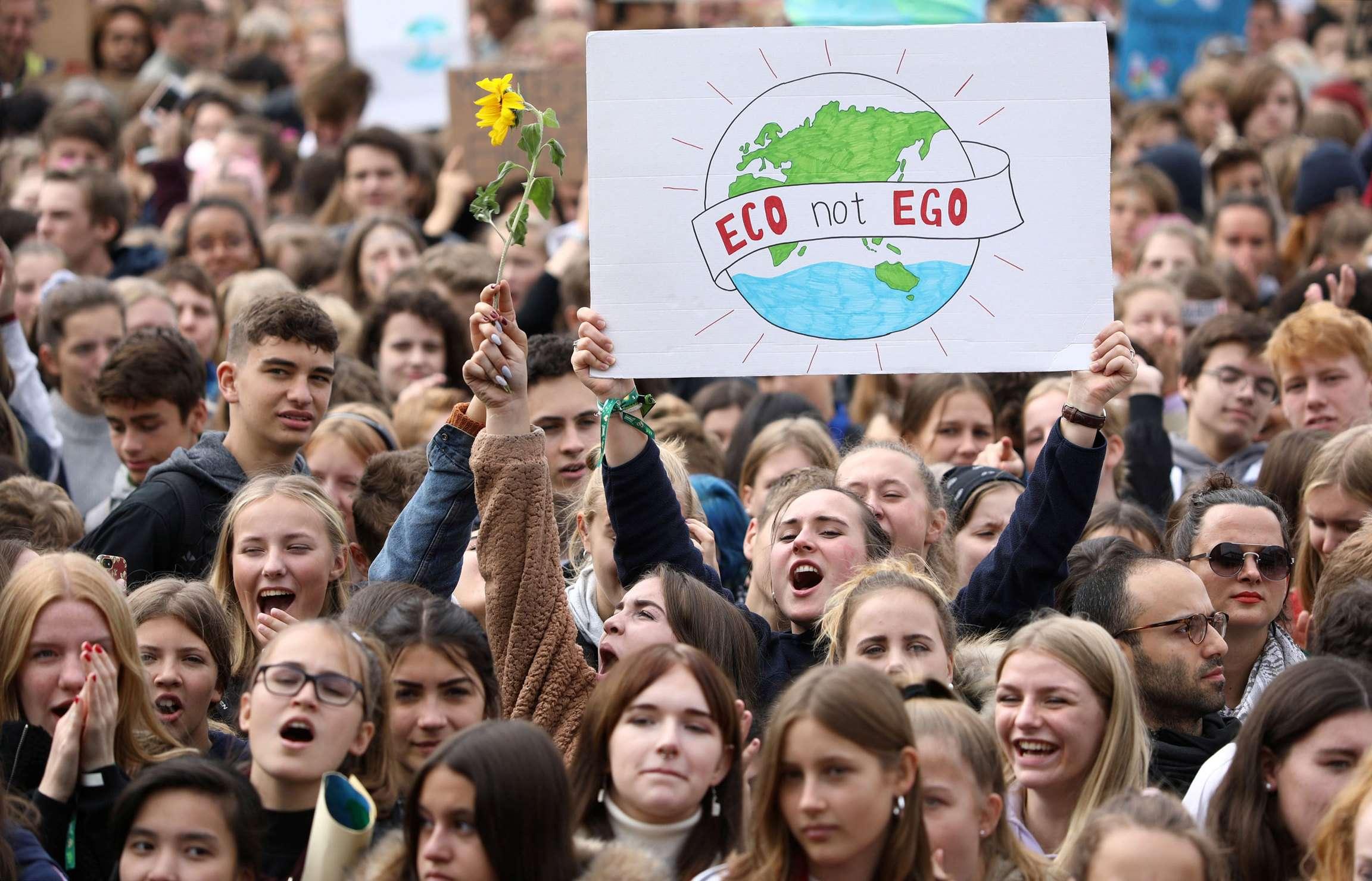 23 प्रतिशत अमरीकी लड़कों की तुलना में 46 प्रतिशत लड़कियों के लिए व्यक्तिगत रूप से जलवायु परिवर्तन अत्यंत महत्वपूर्ण मुद्दा है