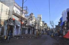 Smart City Road : सीतलामाता बाजार में बचे मकानों-दुकानों पर चलेगी जेसीबी