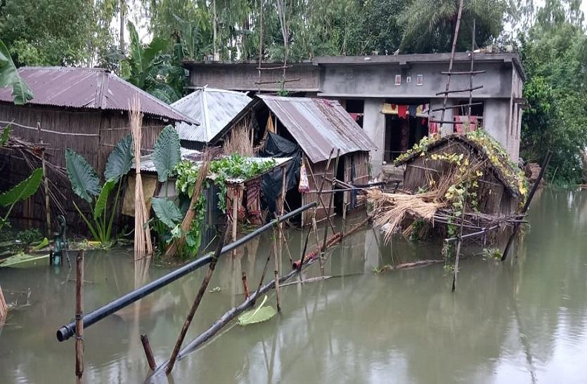 झारखंड में बारिश से बुरा हाल, इस जिले में बंद रहेंगे स्कूल, मौसम विभाग का येलो अलर्ट