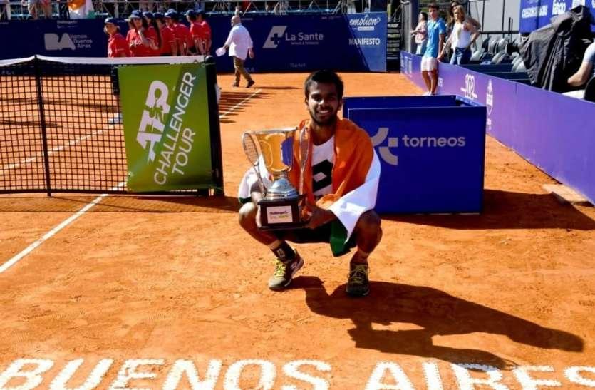 युवा सुमित ने विदेश में बजाया देश का डंका, जीत के बाद बोले- जश्न मनाने का समय नहीं