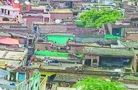 बारूद के ढेर पर शहर की कई बस्तियां और बाजार, एक छोटी सी चिंगारी मचा सकती है बड़ी तबाही