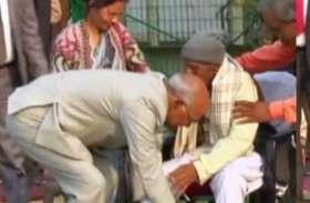 कक्षा में सबसे पीछे बैठते थे राष्ट्रपति रामनाथ कोविंद,जन्मदिन पर डीएवी से लेकर परौंख गदगद