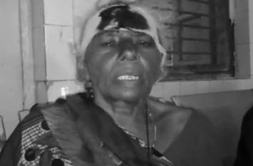 सड़क हादसे में पति पत्नी की हुई मौत, देखें वीडियो