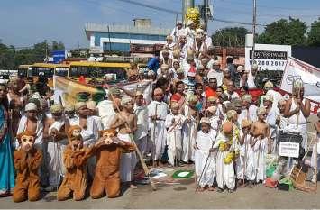 Gandhi Jayanti : बापू की 150वीं जयंती : रैली, सर्वधर्म सभा और अंहिसा अपनाने का आह्वान