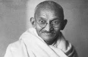महात्मा गांधी ट्रेन में थे, मगर जोधपुर तक नहीं आ सके