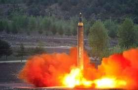 अमरीका के साथ वार्ता से पहले उत्तर कोरिया ने फिर किया मिसाइल परीक्षण
