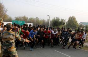 सेना भर्ती में उमड़े कश्मीरी युवा, आने वाली इन भर्तियों के लिए भी रहें तैयार