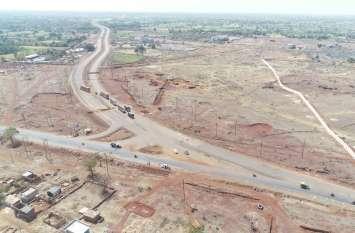 रीवा में बने कलेक्ट्रेट की तर्ज पर शिवपुरी में 26 .58 करोड़ की लागत से बनेगा नया कलेक्ट्रेट