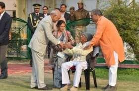 राष्ट्रपति रामनाथ कोविंद को अंग्रेजी पढ़ाने वाले गुरु का निधन, भावुक हुए महामहिम