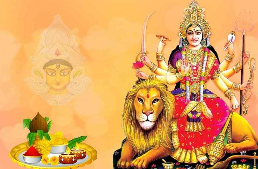Durga Ashtami 2019: Do Mahagauri Puja On This Day To Get Blessings - दुर्गाअष्टमी का है बहुत अधिक महत्व, इस दिन करें महागौरी की पूजा, असंभव कार्य हो जाएंगे संभव | Patrika News