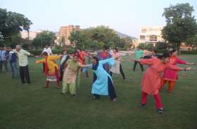Preksha Dhyan Yoga: प्रेक्षाध्यान से जाना अजमेरवासियों ने तंदरूस्ती का राज