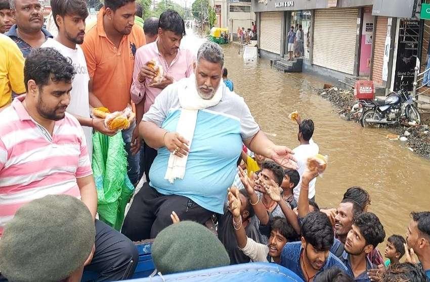 पटना पानी-पानी, नेताओं ने राजनीति की ठानी