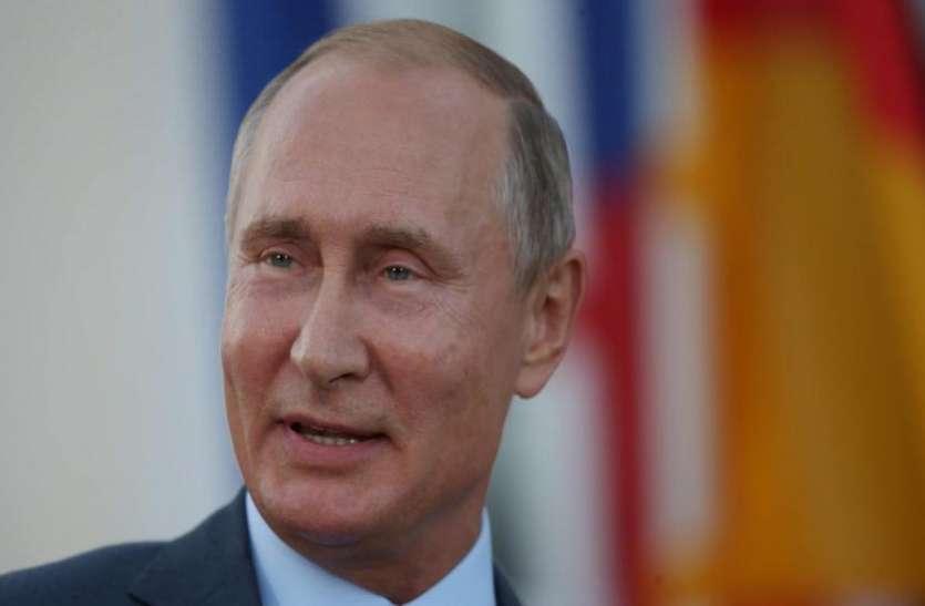रूस के संविधान में पुतिन करेंगे बदलाव, ताउम्र राष्ट्रपति बनने की चाहत !
