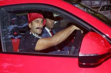 रणवीर सिंह ने खरीदी रेड कलर की लैंबोर्गिनी कार, कीमत जान उड़ जाएंगे आपके होश