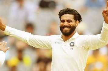 दुनिया के सबसे तेज 200 विकेट लेने वाले लेफ्ट आर्म बॉलर बने रवींद्र जडेजा