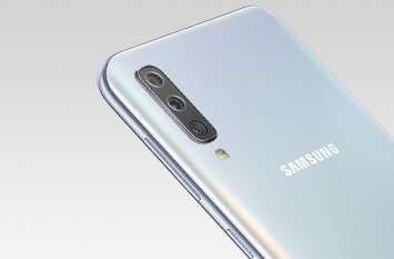 16,999 रुपये में बेचा जा रहा Samsung Galaxy A50, देखें वीडियो