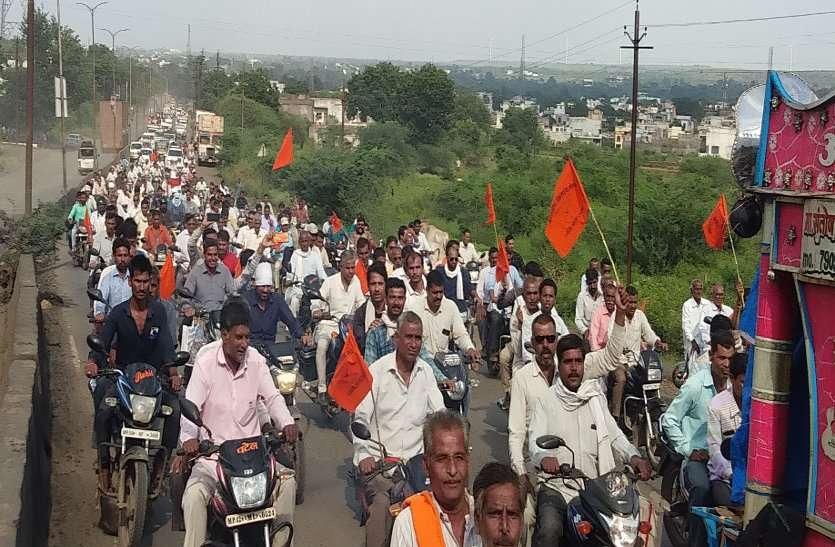 जयपुर कूच करने की तैयारी में किसान