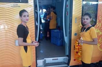 एक महीने में ही तेजस एक्सप्रेस ने बनाया रिकॉर्ड, भारतीय रेलवे की 70 लाख से ज्यादा की हुई कमाई