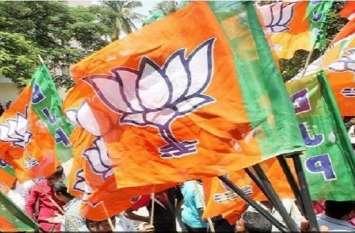 भाजपा ने चलाया पॉलीथिन मुक्त अभियान, देखें वीडियो