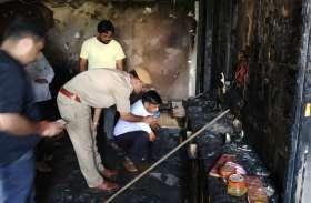 कोटा में 6 मंजिला कोचिंग हॉस्टल में लगी भीषण आग, जान बचाने को छतों से कूदे बच्चे, कई स्टूडेंट्स चोटिल