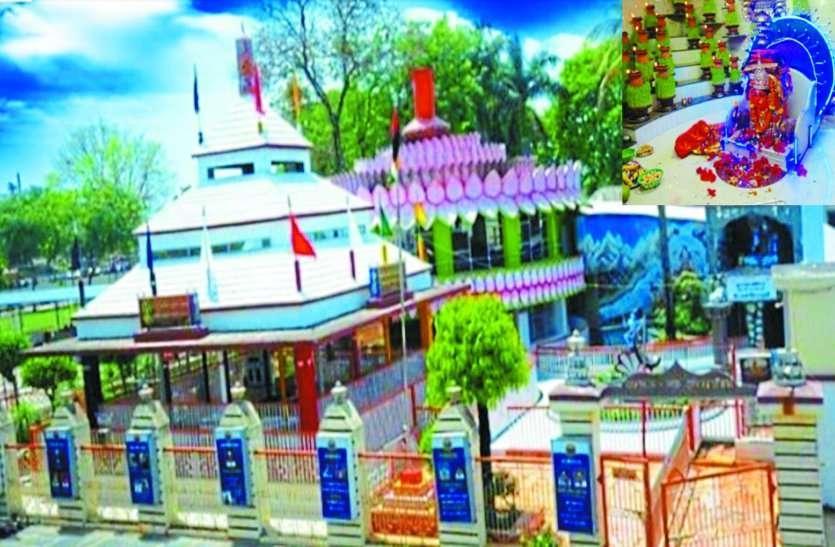 नवरात्र विशेष : केंवट के जाल में फंसने के बाद स्वप्न में दिए दर्शन, सात समुंदर पार के लोगों की है आस्था