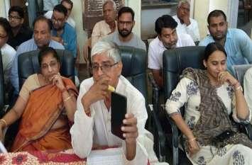 शेखावाटी के भाजपा नेता के पास आया धमकी भरा फोन, कहा परिणाम भुगतने के लिए तैयार रहना