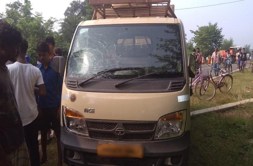 Jharkhand News, Big Road Accident, Big Road Accident In India, Big Accident In India