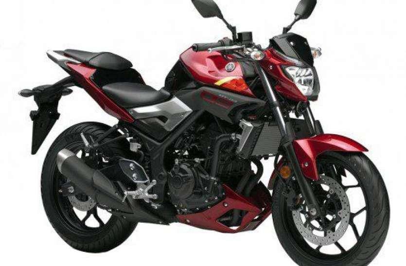 तहलका मचाएगी yamaha की नई बाइक MT-03, कंपनी ने दिखाई पहली झलक