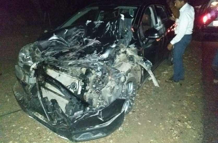 घर से दोस्त को बायतु पहुंचाने यह कहकर गए थे, अभी लौट आएंगे...दुर्घटना में जिंदा जल गए