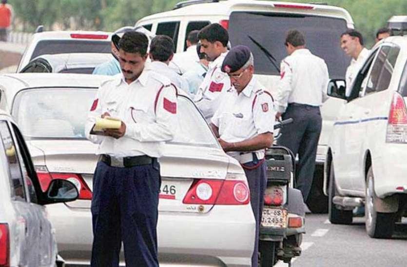 Traffic Police ने बनाया बड़ा प्लान, अब Challan में महिला पुलिसकर्मी इस तरह निभाएंगी अहम रोल