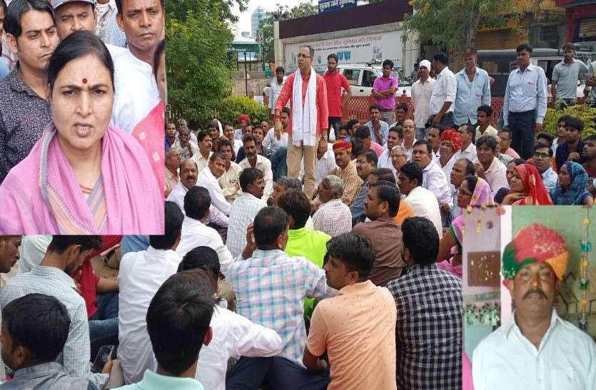 जयपुर में करंट से व्यक्ति की मौत पर गरमाई सियासत, बीजेपी-कांग्रेस नेता पहुंचे अस्पताल, लगाए एक-दूसरे पर आरोप