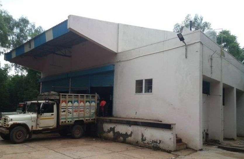 हिण्डौन जा रहा गंगापुर का दूध