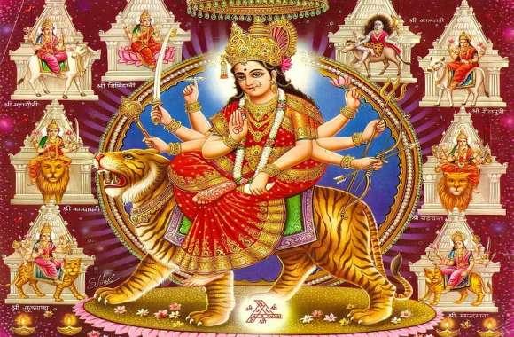 नवरात्रि के आखिरी दिन विधि विधान से करें मां सिद्धिदात्री माता की पूजा अर्चना