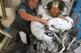 अंतरिक्ष में पहली बार दो महिलाएं एक-साथ करेंगी स्पेसवॉक, जारी किया वीडियो