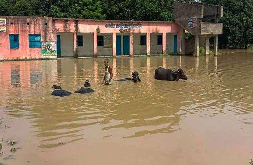 बिहार के कई शहरों में जलजमाव के कारण छात्रों ने की बीपीएससी परीक्षा तिथि आगे बढ़ाने की मांग