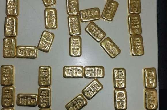 WATCH VIDEO: इंडिगो के ग्राहक सेवा अधिकारी से पांच किलो सोना बरामद... हुआ गिरफ्तार