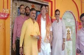 भाजपा नेता नरेश अग्रवाल ने साधा विपक्ष पर निशाना , कहा बहिष्कार करने वालों का जनता पहले ही कर चुकी बहिष्कार