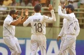 भारत ने साउथ अफ्रीका को पहले टेस्ट में हराया, सीरीज में 1-0 की बनाई बढ़त